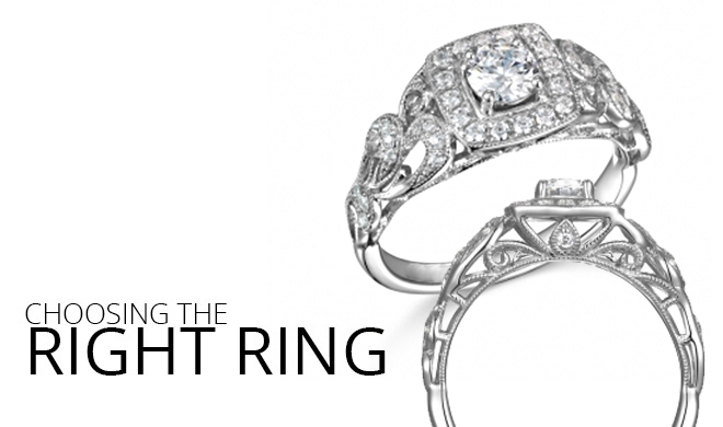 Choosing the Right Ring