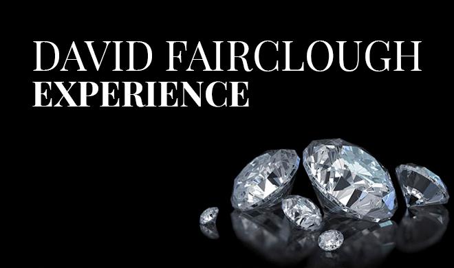 David Fairclough Experience